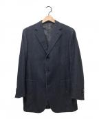BOGLIOLI(ボリオリ)の古着「3Bジャケット」|ネイビー