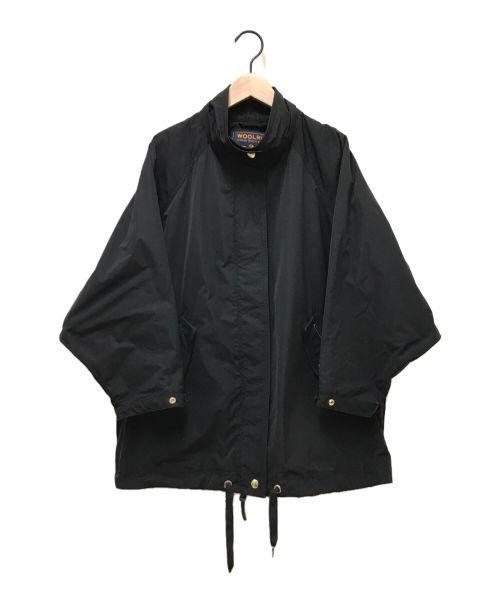 WOOLRICH(ウールリッチ)WOOLRICH (ウールリッチ) アノラックジャケット ブラック サイズ:Sの古着・服飾アイテム