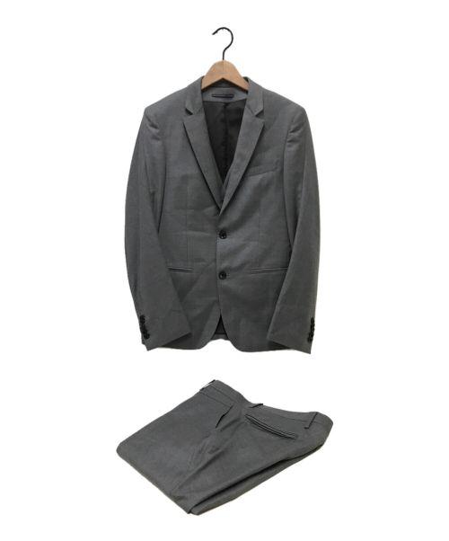 Junhashimoto(ジュンハシモト)Junhashimoto (ジュンハシモト) 3ピーススーツ グレー サイズ:3の古着・服飾アイテム