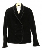 Black Fleece(ブラックフリース)の古着「ベロアイブニングジャケット」|ブラック