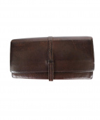 genten(ゲンテン)の古着「レザー長財布」|ブラウン