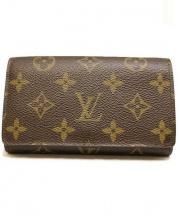 LOUIS VUITTON(ルイ・ヴィトン)の古着「2つ折り財布」 ブラウン