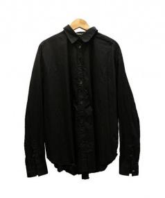 Acne(アクネ)の古着「シャツ」|ブラック