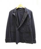 FilMelange(フィルメランジェ)の古着「maurizioジャケット」|ネイビー