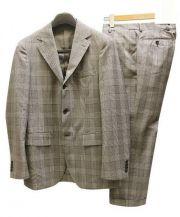 EDIFICE(エディフィス)の古着「3Bセットアップスーツ」|グレー