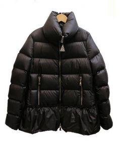 MONCLER(モンクレール)の古着「ANETダウンジャケット」|ブラック