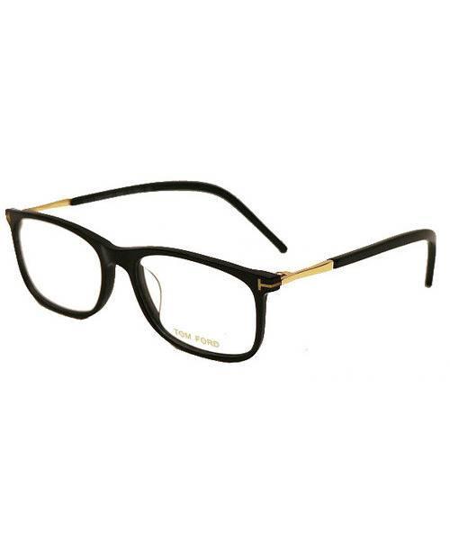 004d83b098 TOM FORD (トム フォード) 伊達眼鏡 ブラック TF5398 参考価格48.600円