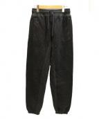 adidas×alexander wang(アディダス×アレキサンダーワン)の古着「INOUT JOGGER PANTS」|ブラック