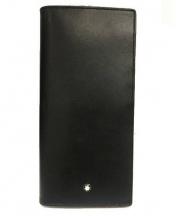 MONTBLANC(モンブラン)の古着「長財布」 ブラック