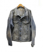 mintcrew(ミントクルー)の古着「デニムジャケット」|スカイブルー