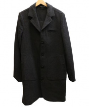 UNIFORM FOR THE DEDICATED(ユニフォームフォーザデディケート)の古着「チェスターコート」 グレー