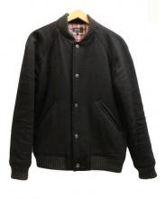 A.P.C.(アー・ペー・セー)の古着「ウールブルゾン」|ブラック