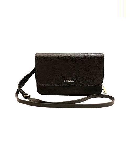 new style ab283 d6fa4 [中古]FURLA(フルラ)のレディース バッグ ウォレットバッグ