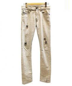 DIESEL(ディーゼル)の古着「TEPPHAR SLIM CARROTデニム」 ライトグレー