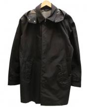 LACOSTE(ラコステ)の古着「シームリングコート」|ブラック