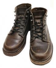 Danner(ダナー)の古着「Jack Hummus 5 Casual Boot ブーツ」|ブラウン