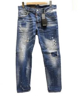 DSQUARED2(ディースクエアード)の古着「CITY BIKER JEAN バイカーデニム」|インディゴ