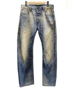 DIESEL(ディーゼル)の古着「BRAVEFORT デニムパンツ」 インディゴ