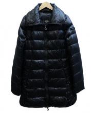 TATRAS(タトラス)の古着「SARINダウンコート」|ブラック