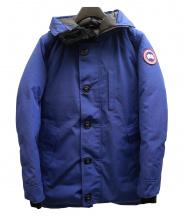 CANADA GOOSE(カナダグース)の古着「JASPERダウンコート」|ブルー