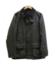 Barbour(バブアー)の古着「SLビデイルWOOLジャケット」|グレー