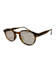 OLIVER PEOPLES WEST(オリバーピープルズウエスト)の古着「伊達眼鏡」|イエロー×ブラック