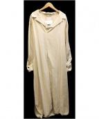 so1:1(ソウワンバイワン)の古着「ベルテッドワンピ」|ホワイト