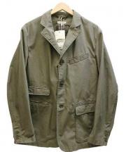 Engineered Garments(エンジニアードガーメンツ)の古着「アンドーバージャケット」|オリーブ