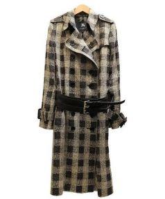 BURBERRY LONDON(バーバリーロンドン)の古着「トレンチコート」|ブラウングレー