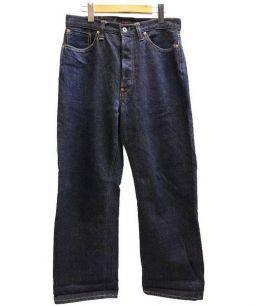 ATLAST & CO(アットラスト)の古着「デニムパンツ」|インディゴ
