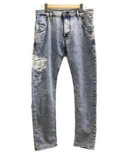 DIESEL(ディーゼル)の古着「KROOLEY-T JOGGJEANS デニム」|インディゴ