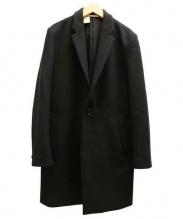 N.HOOLYWOOD(エヌハリウッド)の古着「CHESTER COAT/チェスターコート」 ブラック