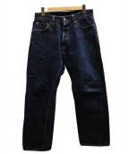 SAMURAI JEANS(サムライジーンズ)の古着「S501XX/デニムパンツ」|ブルー
