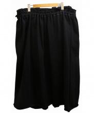 Ys(ワイズ)の古着「ラップパンツ」|ブラック