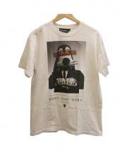 geometrick(ジオメトリック)の古着「プリントTシャツ」|ホワイト