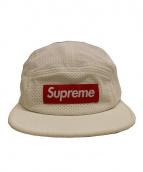 Supreme(シュプリーム)の古着「ロゴキャップ」 ホワイト