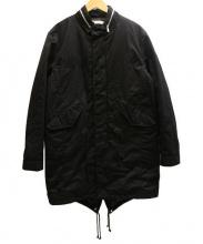 nonnative×Rags McGREGOR(ノンネイティブ×ラグス マックレガー)の古着「MODS COAT モッズコート」|ブラック