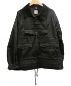 ts(s)(ティーエスエス)の古着「プルオーバーフィールドジャケット」 ブラック