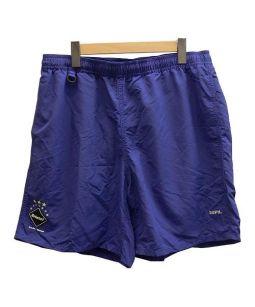 F.C.R.B.(エフシーアールビー)の古着「ショートパンツ」|ブルー