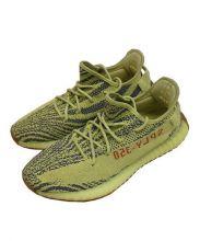 adidas(アディダス)の古着「YEEZY BOOST350V2 スニーカー」|黄緑