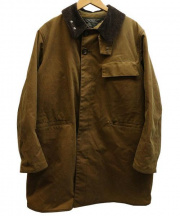 MOUNTAIN RESEARCH(マウンテンリサーチ)の古着「WOODSMAN COAT」|ベージュ