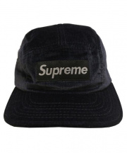 Supreme(シュプリーム)の古着「キャップ」 ネイビー