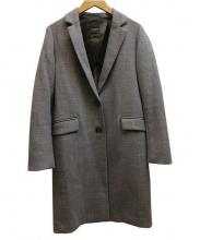 Demi-Luxe BEAMS(デミルクスビームス)の古着「BONOTTOチェスターコート」 グレー