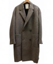 MR.GENTLEMAN(ミスタージェントルマン)の古着「Wチェスターコート」|グレー
