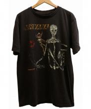 NIRVANA(ニルヴァーナ)の古着「INCESTICIDE Tシャツ」|ブラック