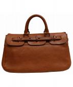 genten(ゲンテン)の古着「ハンドバッグ」|ブラウン