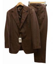 五大陸(ゴタイリク)の古着「セットアップ3Bスーツ」|ブラウン