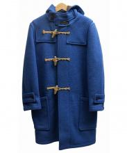 GLOVER ALL(グローバーオール)の古着「MONTYダッフルコート」|ブルー