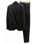 COMME CA MEN(コムサメン)の古着「2Bスーツ」