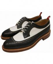 Crockett&Jones×BLACK FLEECE(クロケット&ジョーンズ×ブラックフリース)の古着「spectater shoes ウイングチップシューズ」